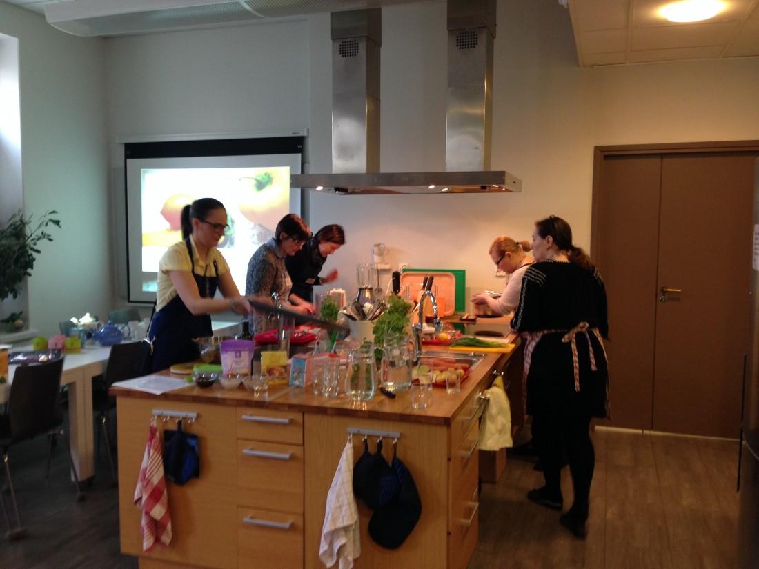 FODMAP-kokkikurssi