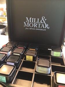 Mill & Mortar - luomumausteet